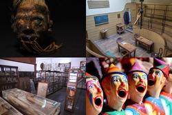 Những bảo tàng đáng sợ nhất hành tinh