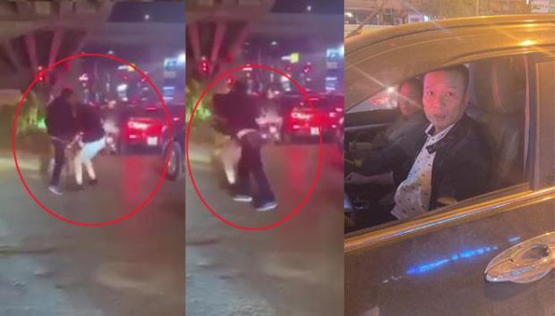 Khởi tố vụ án tài xế đánh gãy răng nam thanh niên do bị nhắc nhở dừng xe lâu ở Hà Nội-1