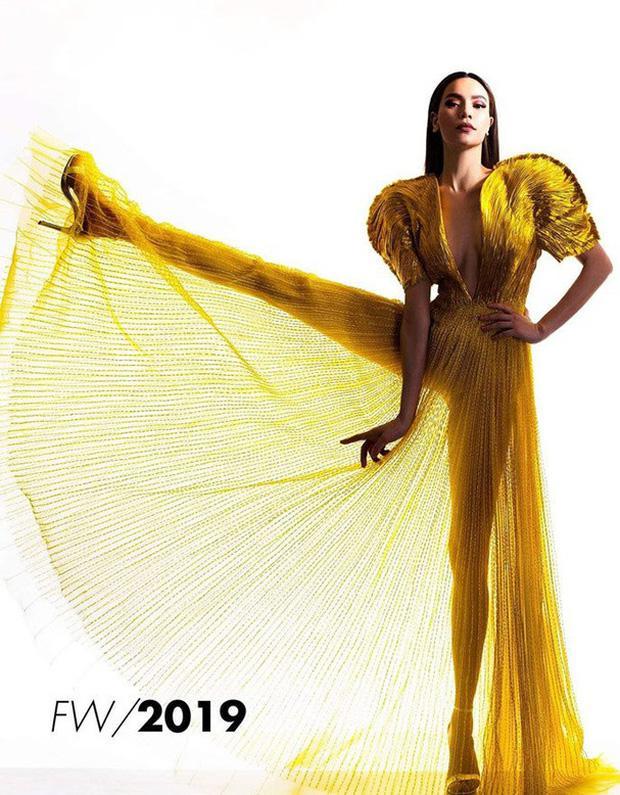 Khánh Linh như nữ thần tại WeChoice Awards, đụng váy 350 triệu với Hà Hồ-6