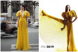 Khánh Linh như nữ thần tại WeChoice Awards, đụng váy 350 triệu với Hà Hồ
