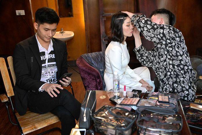 Lệ Quyên thả tym cho mọi lời chúc hạnh phúc bên tình trẻ Lâm Bảo Châu-7