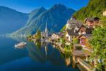 Hồ nước đẹp nổi tiếng ở Áo