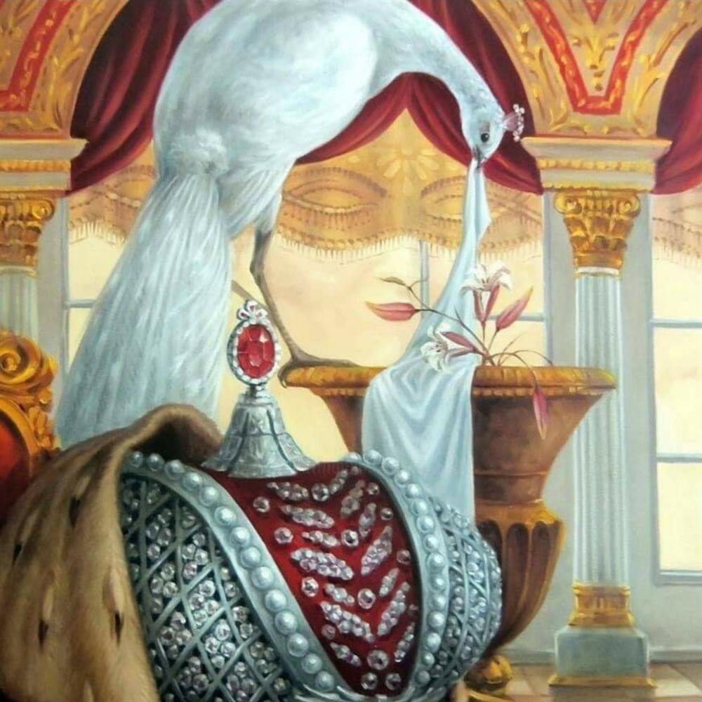 Bạn nhìn thấy cô gái hay cung điện? Câu trả lời tiết lộ phẩm chất tốt đẹp nhất của bạn-1