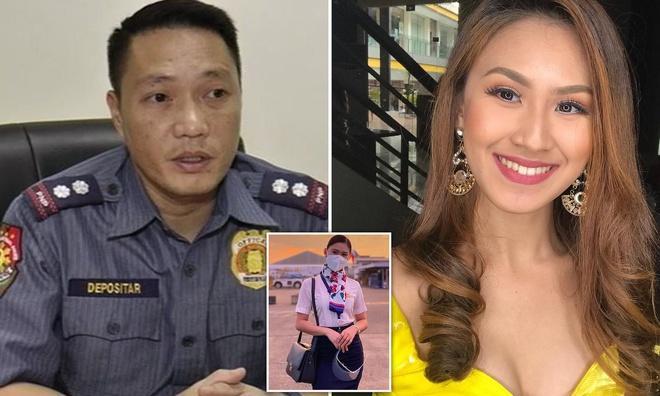 Vụ người đẹp Philippines tử vong: Nhiều cảnh sát có thể bị sa thải-1
