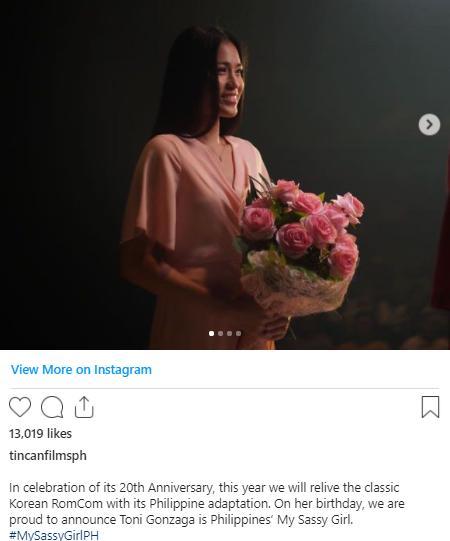 Philippines sẽ làm sống lại bom tấn màn ảnh Hàn Quốc My Sassy Girl-4