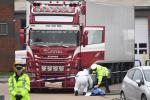 Tuyên án vụ 39 người Việt tử nạn trong container ở thảm kịch Essex