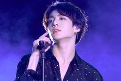 Jungkook bật mí tuyệt chiêu tôi luyện giọng ca đơn giản không ngờ