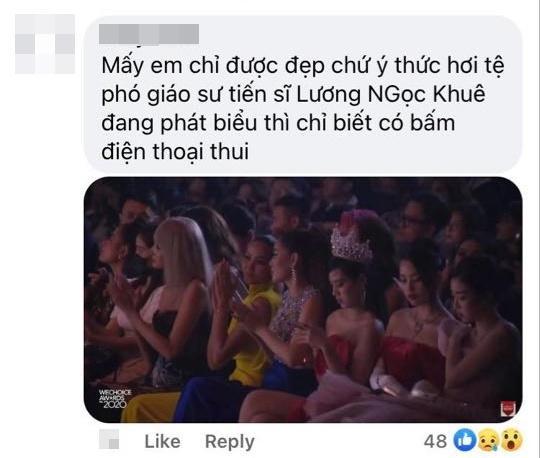 3 hoa hậu Đỗ Hà - Tiểu Vy - Mỹ Linh gây tranh cãi với ý thức đi sự kiện-3