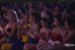 3 hoa hậu Đỗ Hà - Tiểu Vy - Mỹ Linh gây tranh cãi với ý thức đi sự kiện