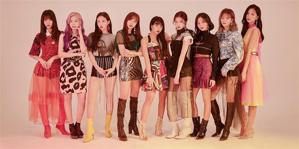 BXH groups Kpop tháng 1: BTS, BlackPink giữ phong độ, Twice lội ngược dòng-3