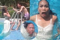 Đầu tư váy áo chụp ảnh dưới nước, cô gái nhận series ảnh ai nhìn cũng khóc thét