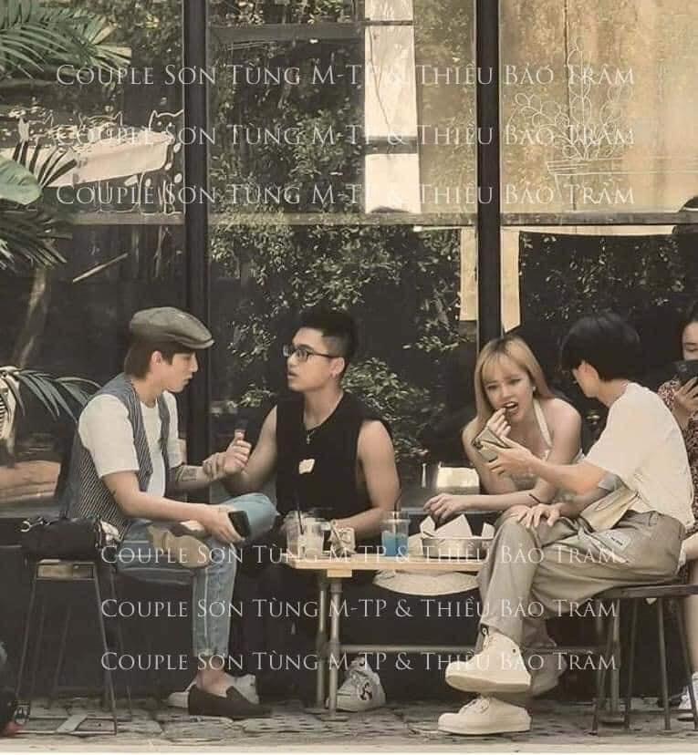 Lộ ảnh bên nhau cực hiếm của Sơn Tùng - Thiều Bảo Trâm trong 8 năm hẹn hò?-1