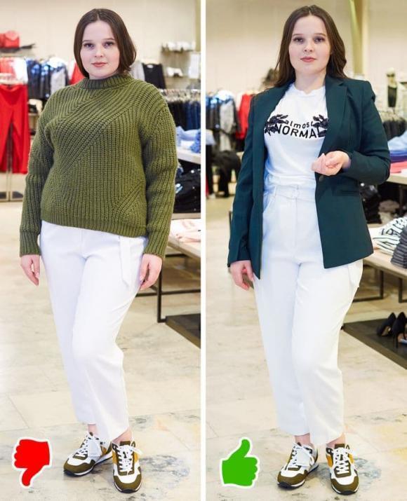 Lời khuyên từ một stylist chuyên nghiệp giúp bạn trông thon gọn hơn khi mặc đồ-6