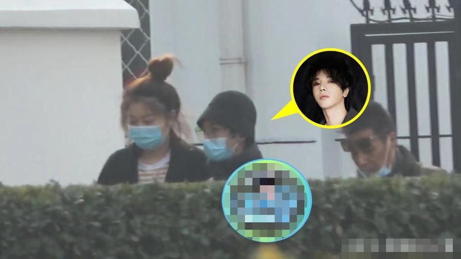 Hoa Thần Vũ lộ diện sau scandal có con, tố paparazzi vì đeo bám-3