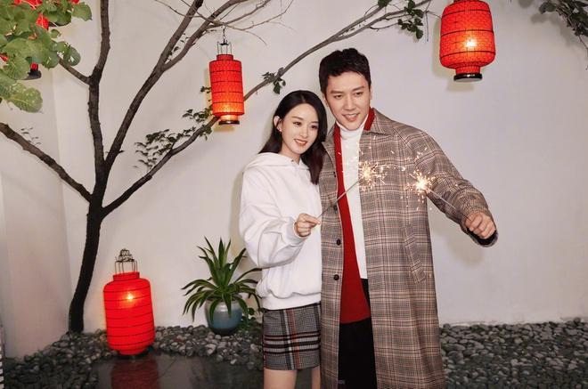 Vợ chồng Triệu Lệ Dĩnh phủ nhận đã ly hôn-1