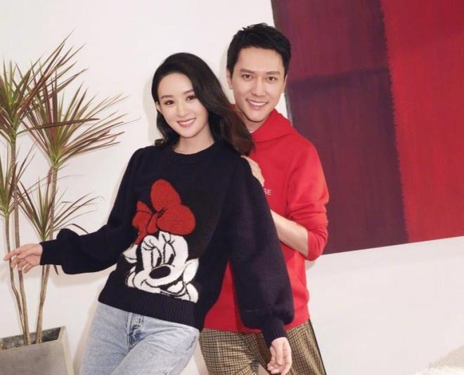 Vợ chồng Triệu Lệ Dĩnh phủ nhận đã ly hôn-2
