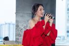 Văn Mai Hương từ chối hát nhép vì không có thói quen này