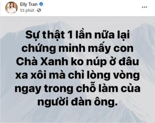 Elly Trần nói về trà xanh cực gắt giữa drama Sơn Tùng - Thiều Bảo Trâm-1