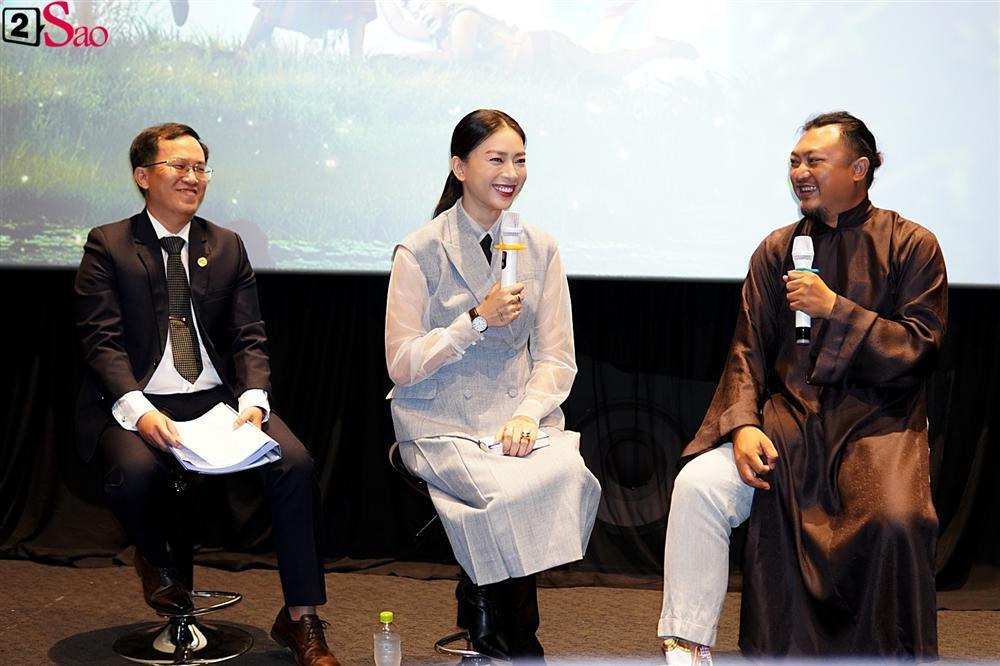Ngô Thanh Vân: Giữa tôi và họa sĩ Lê Linh không xảy ra hiềm khích-1