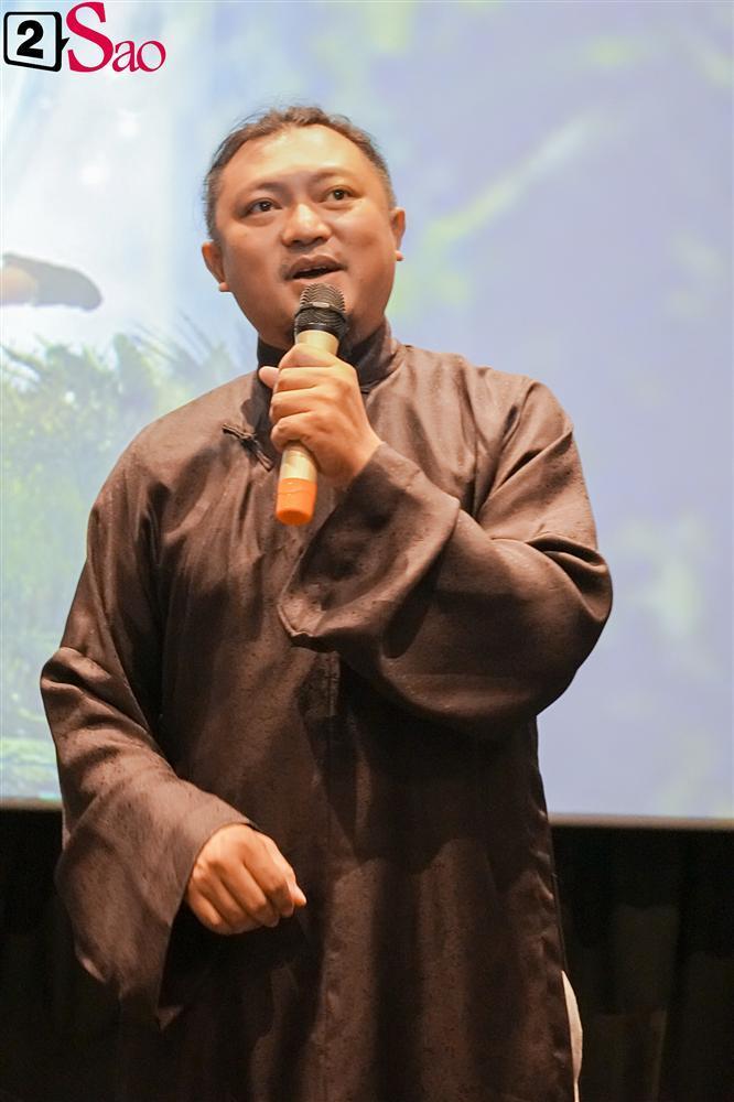 Ngô Thanh Vân: Giữa tôi và họa sĩ Lê Linh không xảy ra hiềm khích-6