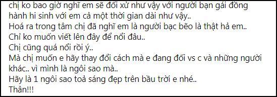 HOT: Quế Vân tung bằng chứng tố Sơn Tùng lật mặt như lật bánh tráng-5