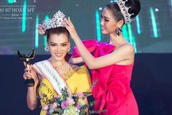 Phùng Trương Trân Đài đăng quang Hoa hậu Chuyển giới Việt Nam 2020