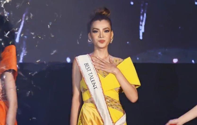 Phùng Trương Trân Đài đăng quang Hoa hậu Chuyển giới Việt Nam 2020-2