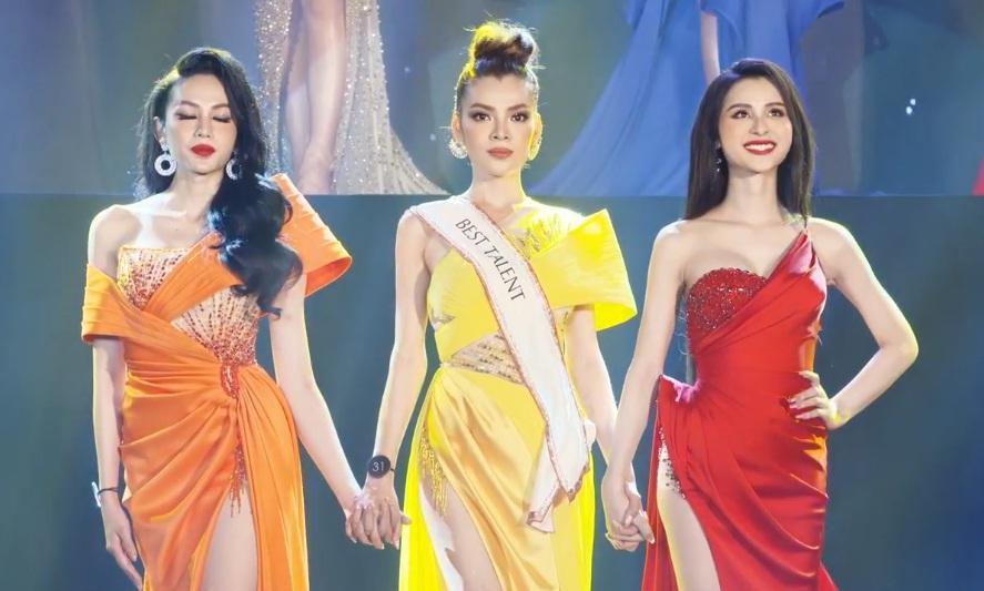 Phùng Trương Trân Đài đăng quang Hoa hậu Chuyển giới Việt Nam 2020-1