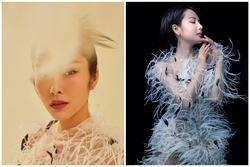 Cùng diện 1 chiếc váy, Hà Tăng khoe dáng chuẩn nữ thần Hy Lạp, Phương Linh ma mị lả lơi như 'yêu nữ'