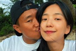Mặt mộc của bà xã 'Running Man' Kang Gary