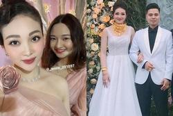 Cô dâu Nam Định tổ chức tiệc trong lâu đài, nhan sắc gái 1 con gây chú ý