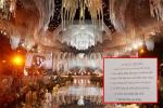 Đám cưới cổ tích ở Bắc Ninh: Riêng tiền thiết kế 30 tỷ, 300 xế xịn đỗ kín đường-17
