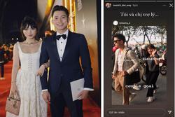 Hà Trúc, Quang Đạt cua gắt: Đi sự kiện sang như công chúa hoàng tử, ra phố thành sếp và trợ lý