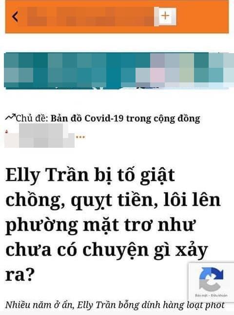 Elly Trần đáp trả tin giật chồng - quỵt tiền, phải lên phường giải quyết-4