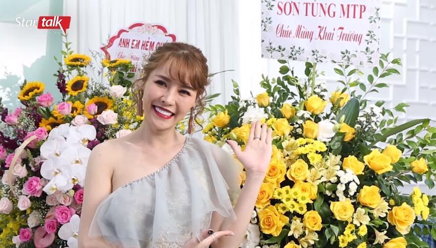 Quế Vân bị bóc phốt tự tặng hoa cho mình dưới mác Sơn Tùng-3