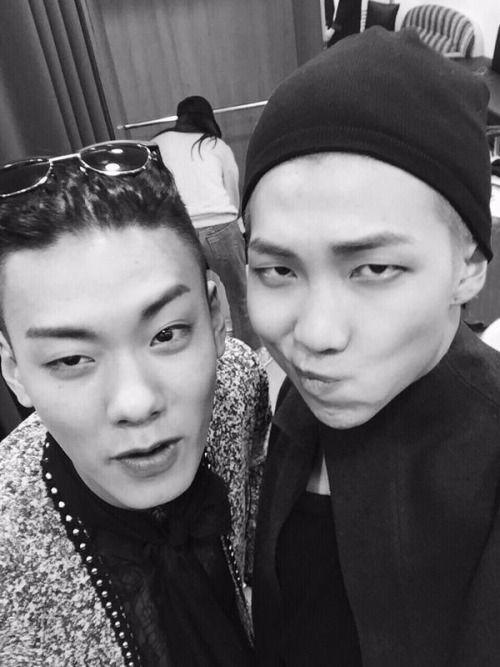 Rapper Iron từng là thành viên hụt BTS, kết hợp với RM và cả tội đồ Kpop-1