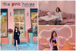 Đầu xuân ngọt ngào với 3 quán cafe tone hồng 'đốn tim' hội bánh bèo ở Hà Nội