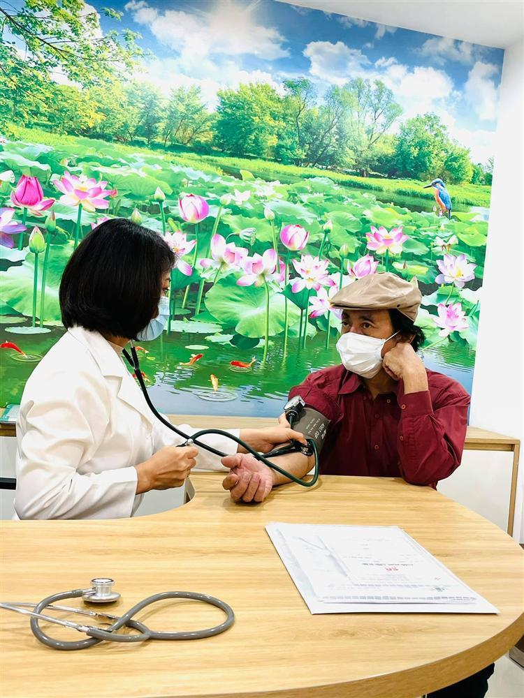 Giang Còi quyết định điều trị ung thư theo phác đồ với một điều kiện-3