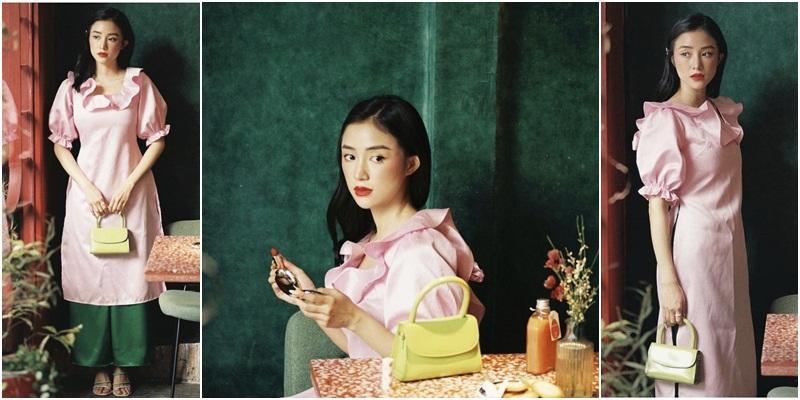 Tết chưa đến mà Chi Pu - Sun Ht - Huyền My đã xúng xính áo dài-5