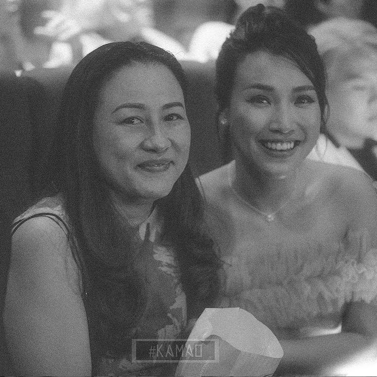 Đang hạnh phúc bên chồng con, Hoàng Oanh bất ngờ gửi mẹ: Con mệt rồi-2