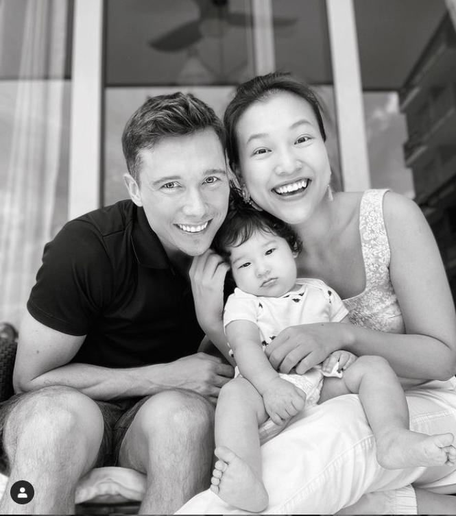 Đang hạnh phúc bên chồng con, Hoàng Oanh bất ngờ gửi mẹ: Con mệt rồi-4