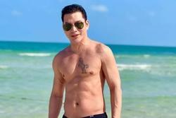 Body Trần Bảo Sơn ở tuổi 47