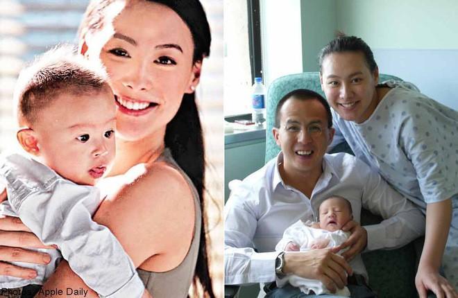 Phận đời 4 mỹ nhân Hoa ngữ sinh con nhưng chưa một lần mặc áo cưới-4