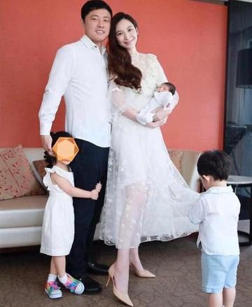 Phận đời 4 mỹ nhân Hoa ngữ sinh con nhưng chưa một lần mặc áo cưới-6