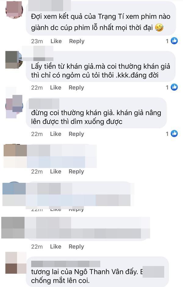'Cậu Vàng' bị rút khỏi rạp chiếu, netizen không quên cà khịa 'Trạng Tí'-3