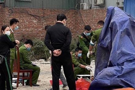 Phát hiện thi thể thai nhi trong bãi rác gần khu công nghiệp ở Bắc Ninh