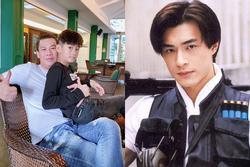 Chồng cũ Lệ Quyên tự phong con trai là 'Cổ Thiên Lạc Việt Nam'