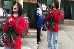 Nữ sinh bật khóc khi phải học Quốc phòng, nghe lý do ai cũng phì cười đồng cảm