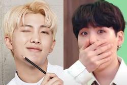 Leader RM khiến BTS choáng váng với 'bộ não sexy'