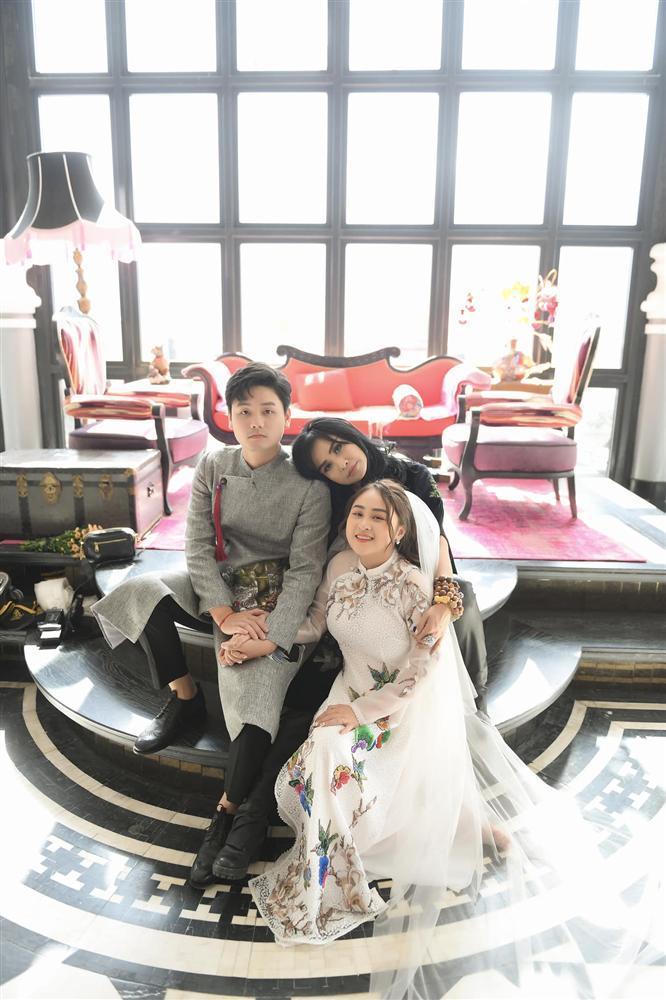 Ảnh hiếm trong đám cưới bí mật của con gái Thanh Lam-3